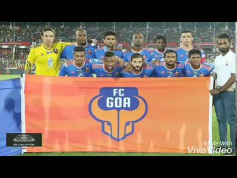 FC GOA | ISL 2017 | OFFICIAL NEW SONG