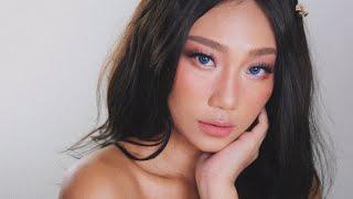 connectYoutube - DEWY PINK and FRESH Makeup Look | Raiza Contawi