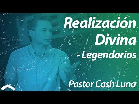 Realización Divina - Pastor Cash Luna