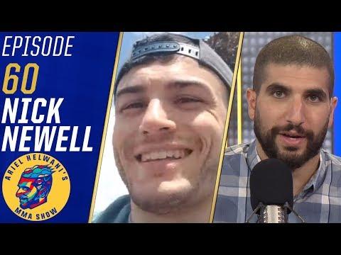 Nick Newell: Bellator MMA made me feel wanted   Ariel Helwani's MMA Show