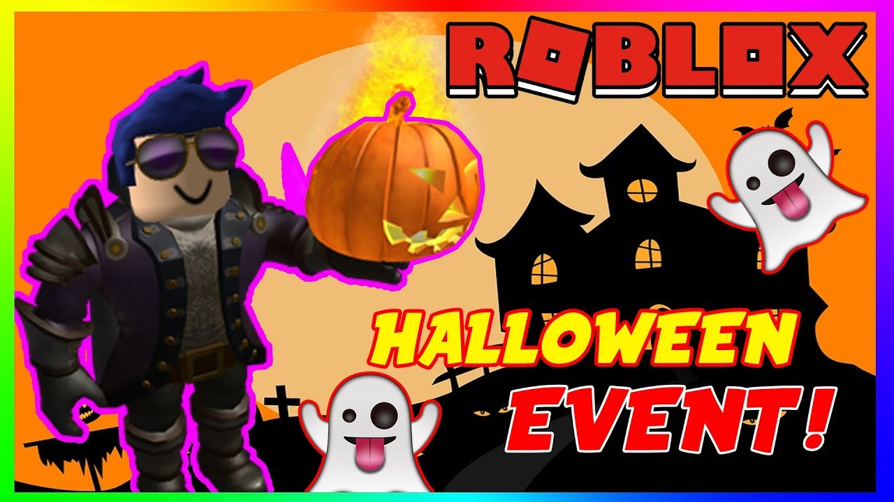 New Roblox Halloween Event It S Amazing Roblox Halloween