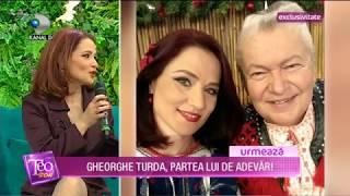 Teo Show 21.01.2019   Gheorghe Turda S A Despartit De Nicoleta Voicu Ce Acuze Isi Aduc Fiecare