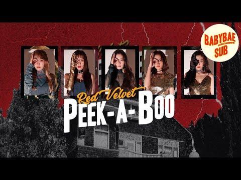 [Thaisub/Lyrics] Red Velvet - Peek-A-Boo #BABYBAESUB*