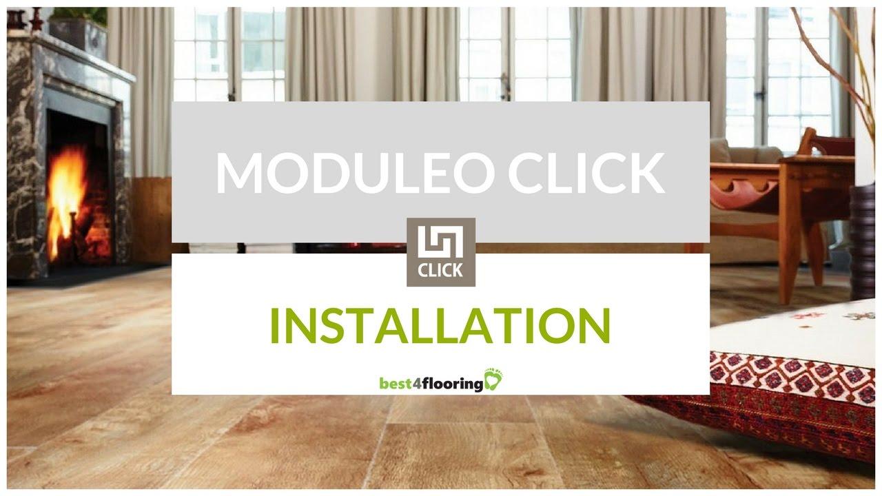 Installation For Moduleo Flooring