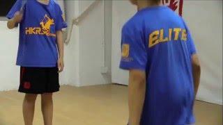 全港分區小學跳繩比賽 2016 - 大繩項目