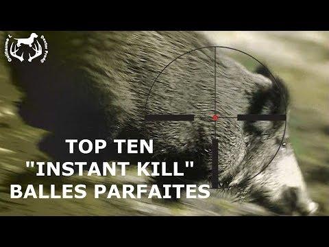 """TOP TEN """"INSTANT KILL"""" - BALLES PARFAITES - TIRS SANGLIERS - Dexter Prod@"""