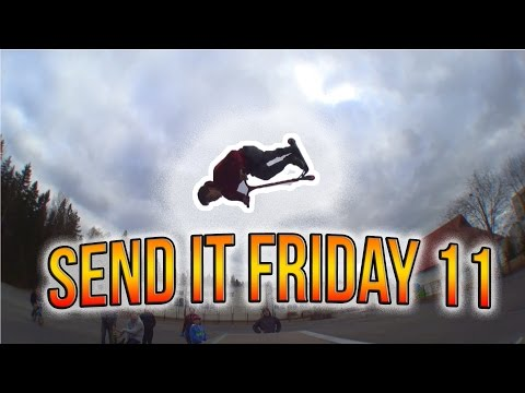 TÜRI SISEKAS JA VÄLIKAS ⎟ SEND IT FRIDAYS 11
