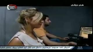 كواليس دوبلاج المسلسل التركي موسم الكرز قصي قدسية