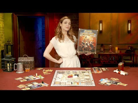 WATCH: How to Play Lords of Waterdeep