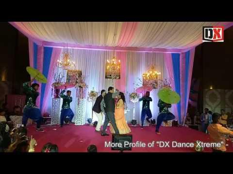 Yeh Raat Aur Yeh Doori | Sangeet | Dance | Bollywood | Wedding choreography by DX Dance Choreography