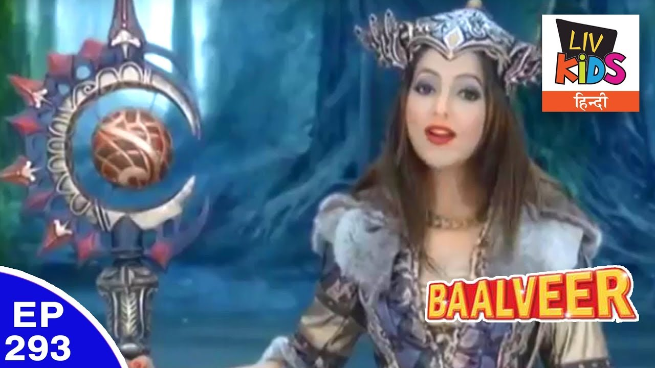 Baal Veer - बालवीर - Episode 293 - Chhal Pari Faces Trouble On Earth