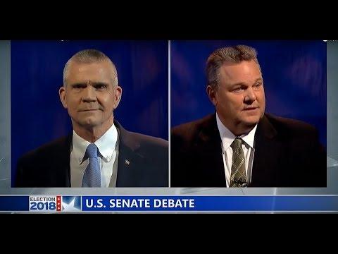 MontanaPBS Election Coverage | Senate Debate 9.29.18