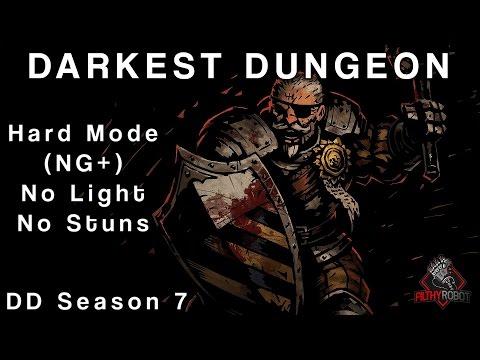 Darkest Dungeon - NG+, Pitch Black, No Stuns, No Moonrings, Week 75