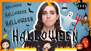 Spanish HALLOWEEN Words with Rosa!