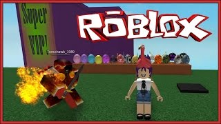 Roblox - Trick or Treat! Part 2