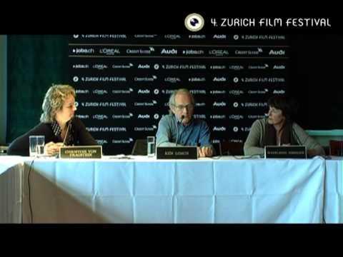 ZFF Master Class 2008: Ken Loach