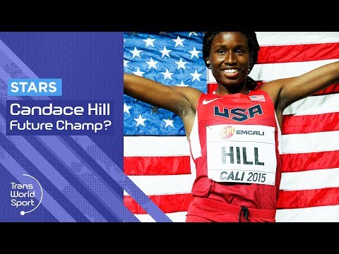 Thumbnail: Candace Hill | The Fastest Girl in the World