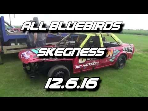 Skegness All Bluebirds 2016