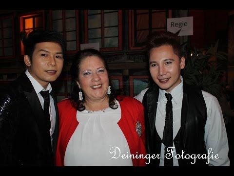 Tanz unterm Regenbogen 2015  Norman Langen, EL DUO, Kathy Kelly