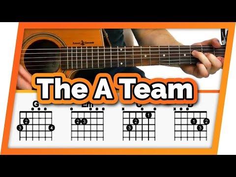 the-a-team-guitar-tutorial-(ed-sheeran)-easy-chords-guitar-lesson