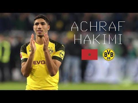 ACHRAF HAKIMI / أشرف حكيمي - Ultimate Skills, Tackles, Assists - Borussia Dortmund - 2018/2019 thumbnail
