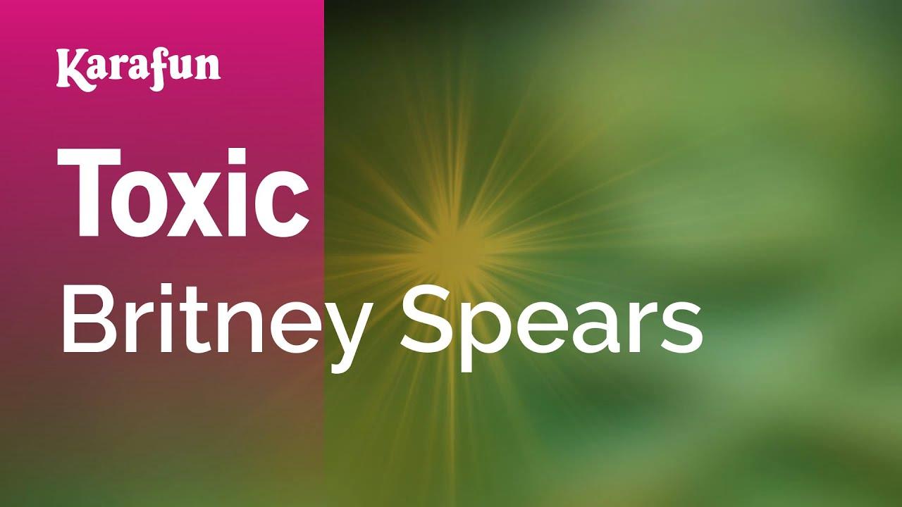 Toxic - Britney Spears | Karaoke Version | KaraFun