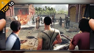 TOP 10 Juegos Android de Zombies   Yes Droid [#2]