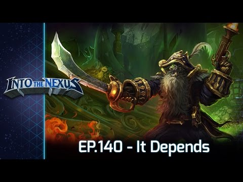 "#140 - Into the Nexus: ""It Depends"""