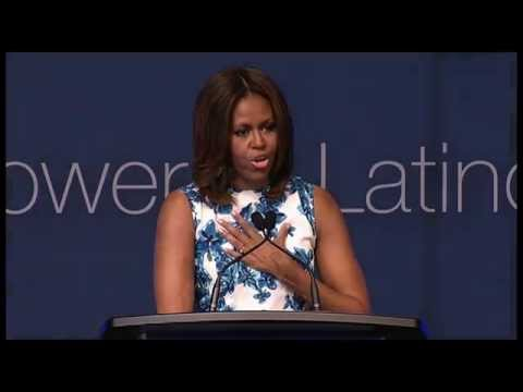 Michelle Obama, The First Lady of the United States