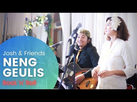 NENG GEULIS (SUNDANESE) ROCK N' ROLL VERSION   Cover by JOSH & Friends   Music Entertainment Bandung