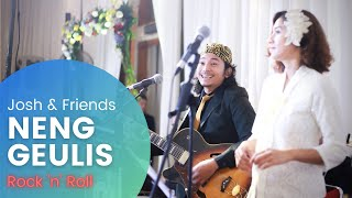 NENG GEULIS (SUNDANESE) ROCK N' ROLL VERSION | Cover by Josh Sitompul & Friends