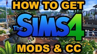 How to do mods on the sims 4 game (on Mac and Pc) / best mod