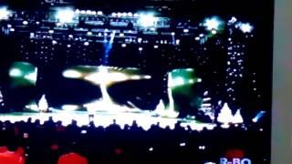Jendral( Purn) Wiranto nyanyi lagu gereja