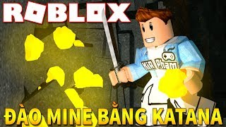 Roblox | PEACH TREE KATANA By GOLD-Gold Venture | Kia Breaking