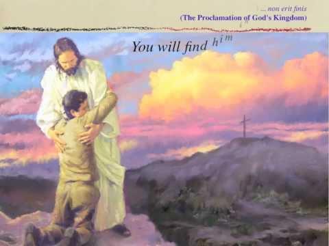 Erit finis the proclamation of god s kingdom original song youtube