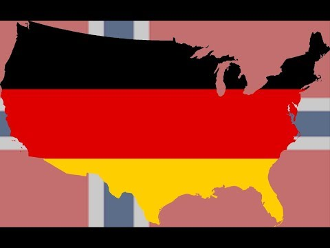 Most Americans Are GERMAN - Explained