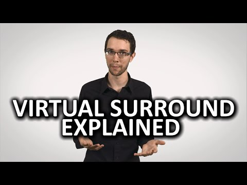 Virtual Surround Sound as Fast As Possible