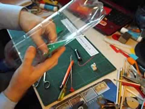 how to cut glass bottles lengthwise