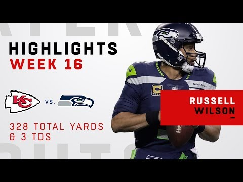 Russell Wilson's Triple-TD Day in HUGE Upset Over KC