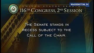 Primera sesión del juicio político a Trump: Se votan las reglas con las que trabajarán los senadores