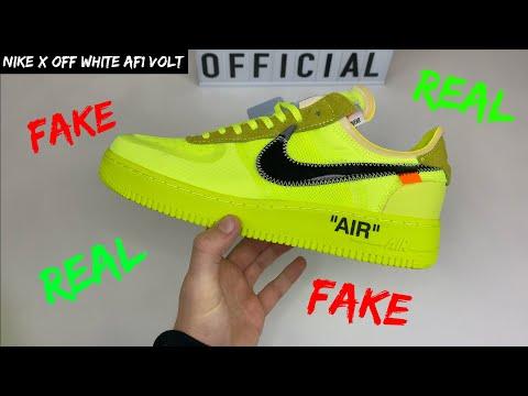 scarpe nike x off white air force 1