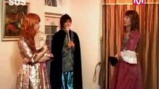 SS501 Re act the classical story cinderella, with a few twists of t...