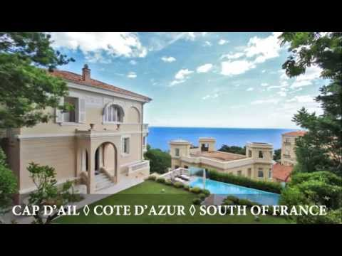 Seasonal Rental Villa in Monaco | CAP D'AIL | Near Beach Mala | Villa Juliette