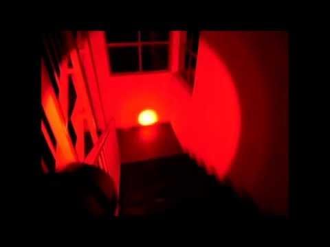 Comparación de Linternas Rojas, Cree XR-E V/S Cree XP-E - www.tienda8.cl