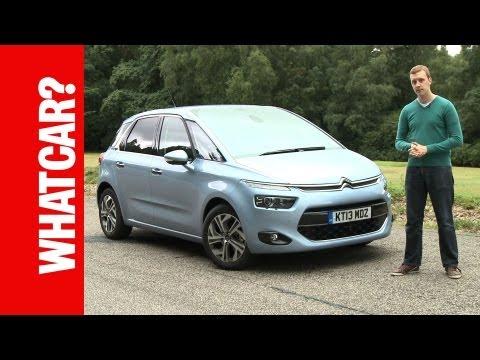2013 Citroen C4 Picasso review - What Car?