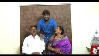 Vijaykanth Son Shanmuga Pandian Interview l Ananda Vikatan