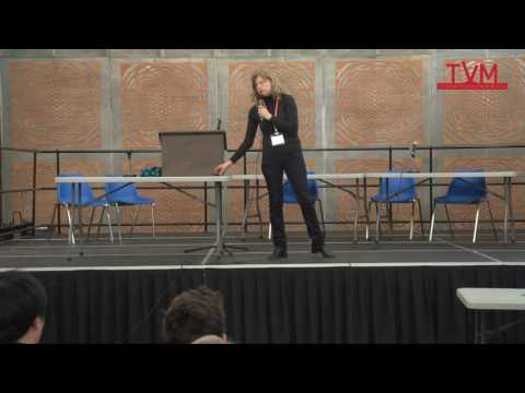 MyVision x Enactus McGill Social Business Summit: Jennifer Lonergan (Artistri Sud)
