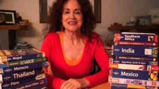 The Woman On Fire.  Karen Custer Thurston.   How to Safely Travel the World as a Solo Woman#1