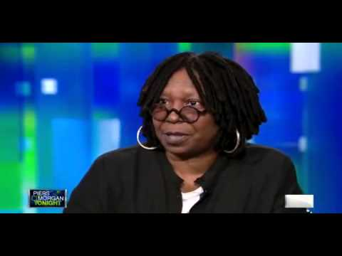 UNBELIEVABLE!!     CNN Offical Interview: Whoopi - I like my food naked Amazing!!! - HD
