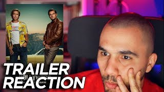 Once Upon a time in Hollywood - Trailer Reaction - Filmone INCREDIBILE!!!!!